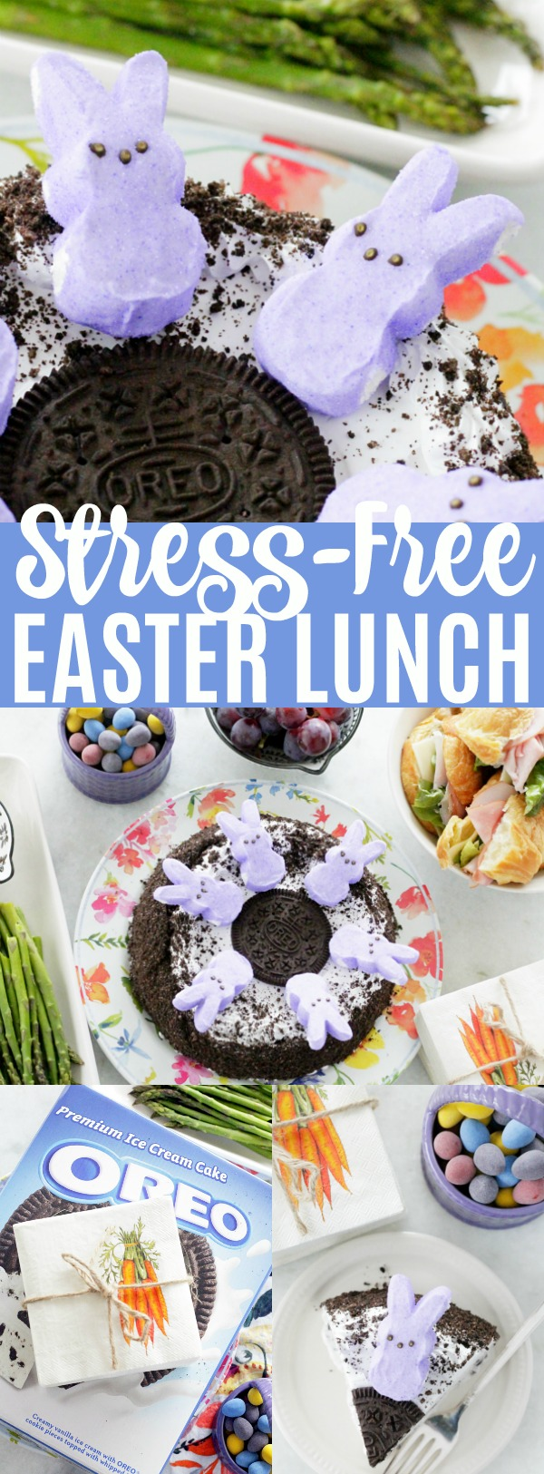 Plan the Ultimate Stress-Free Easter Lunch | Foodtastic Mom