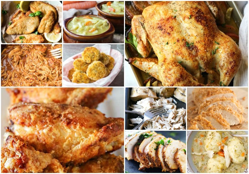 75 Easy Chicken Recipes | Foodtastic Mom - THE BASICS