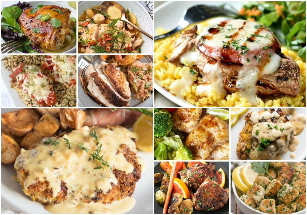 75 Easy Chicken Recipes | Foodtastic Mom - BEYOND BASICS