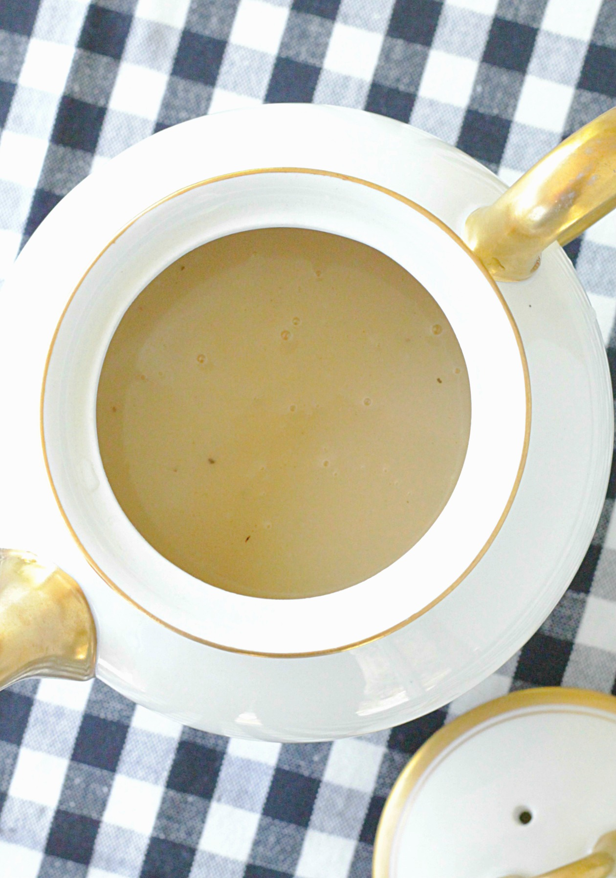 Homemade Turkey Gravy Recipe Foodtastic Mom