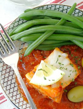 easy poached fish recipe