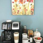 Coffee Station Ideas – with Hamilton Beach FlexBrew