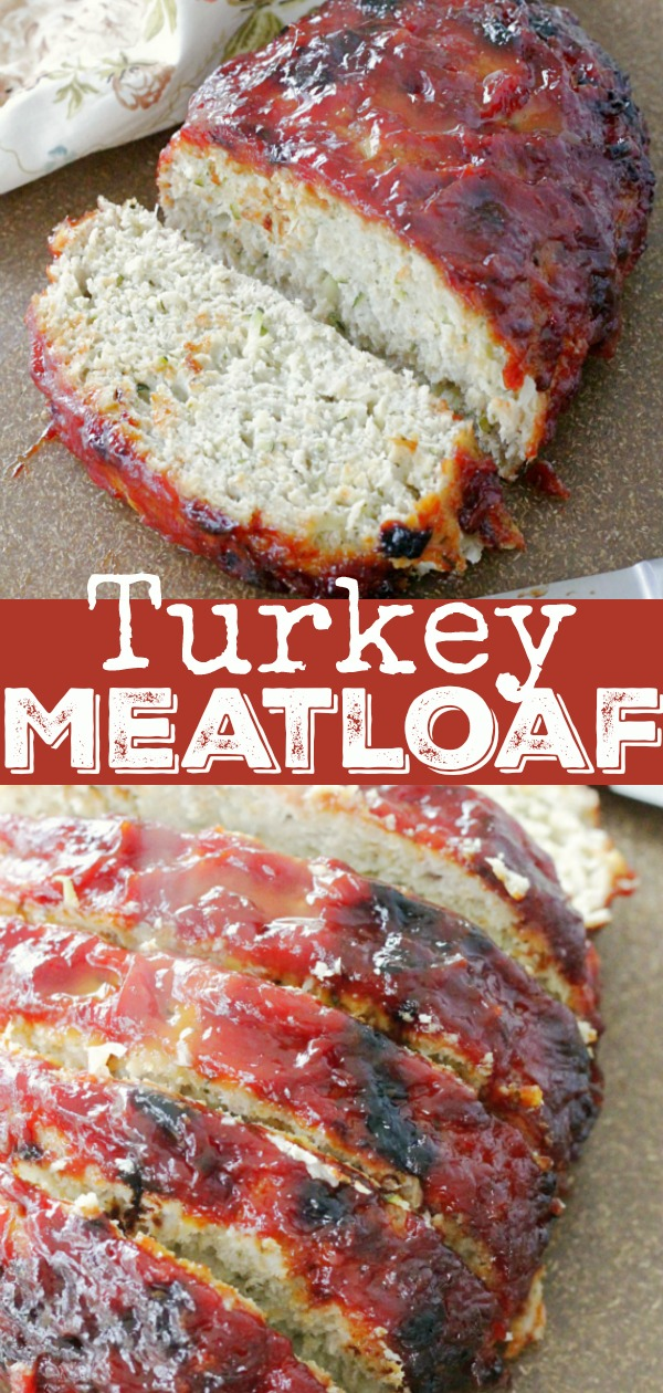 Turkey Meatloaf | Foodtastic Mom #meatloaf #turkeymeatloaf