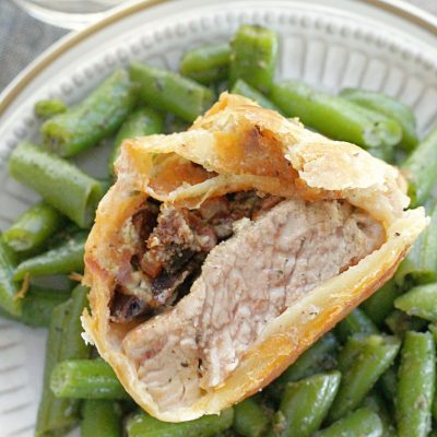Individual Pork Wellingtons Recipe