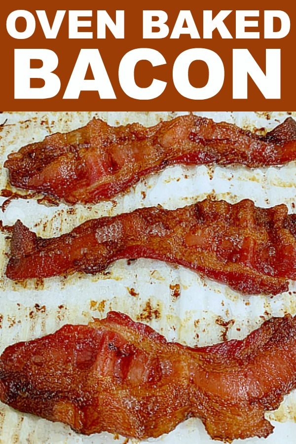 How to Bake Bacon | Foodtastic Mom #baconinoven