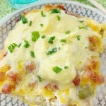 Eggs Benedict Breakfast Bake