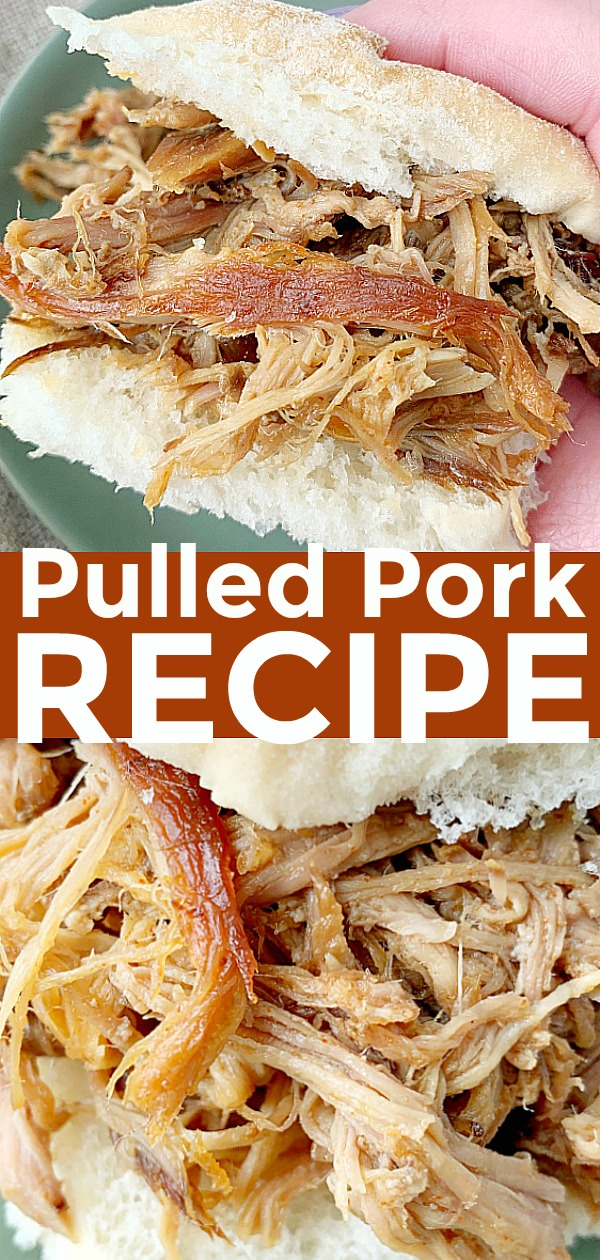 Pulled Pork Recipe | Foodtastic Mom #pulledpork #pulledporkcrockpotrecipes