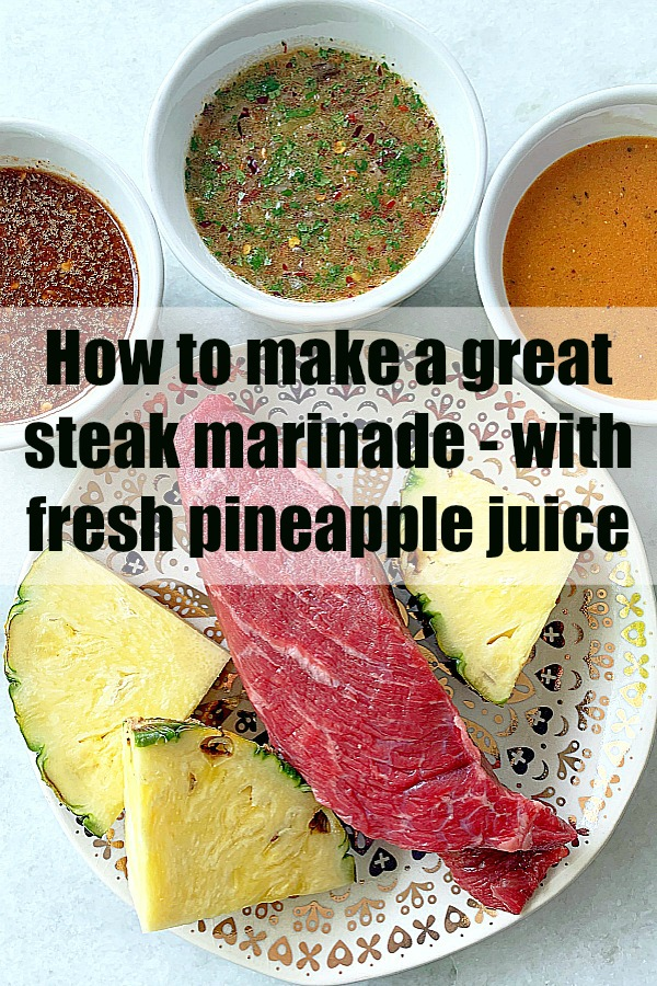 How to Make a Great Steak Marinade | Foodtastic Mom #ad #ohbeef #steakmarinade