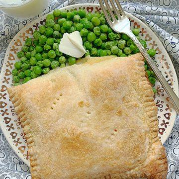 Pot Roast Pockets   Foodtastic Mom #potroast #potroastrecipe #potroastpockets #ad #ohbeef