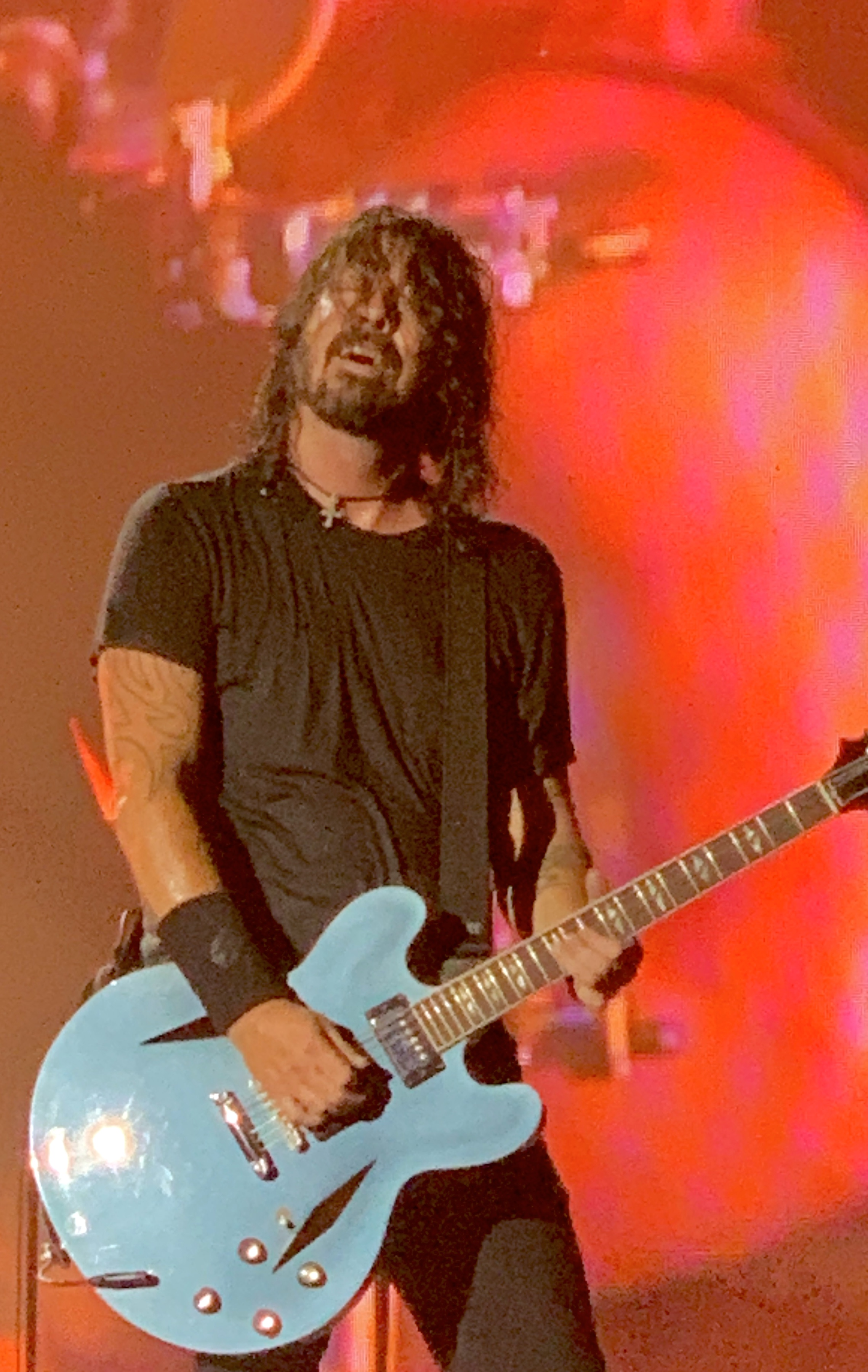 bourbon and beyond Dave Grohl
