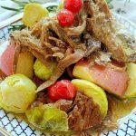 Slow Cooker Cranberry Pot Roast