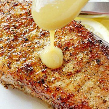 Air Fryer Pork Chops | Foodtastic Mom