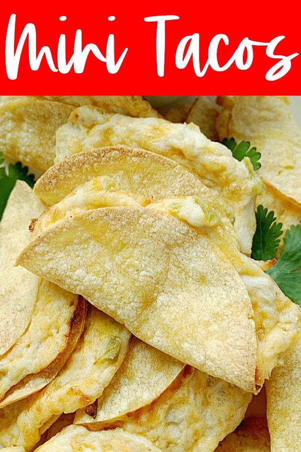 Mini Tacos | Foodtastic Mom #tacorecipes #tacos #minitacos