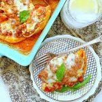 Conchiglioni | Foodtastic Mom #conchiglioni #stuffedshells