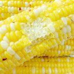 Air Fryer Corn on the Cob | Foodtastic Mom #airfryerrecipes #airfryercornonthecob #cornonthecob