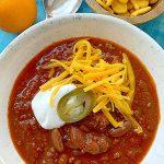 My Mom's Chili Recipe