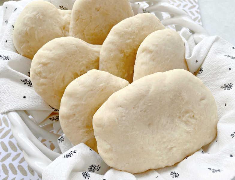 Panini Bread | Foodtastic Mom #paninirecipes #paninibread #breadrecipes #paninisandwiches #bread