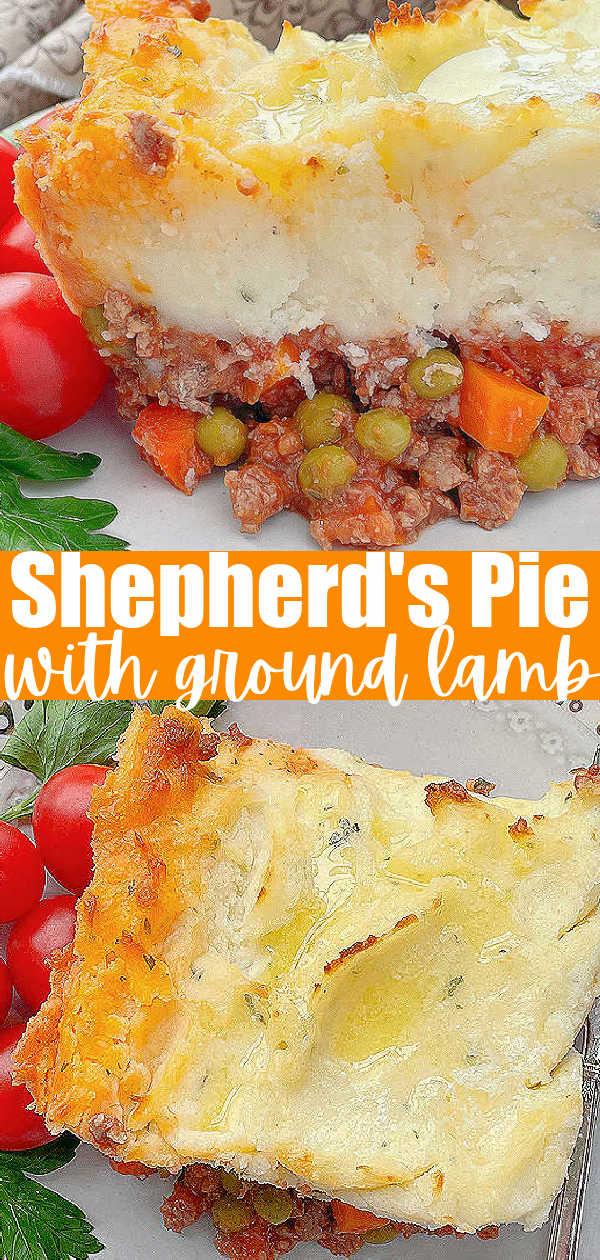 Shepherd's Pie | Foodtastic Mom #shepherdspie #shepherdspierecipe #shepherdspierecipeeasy via @foodtasticmom
