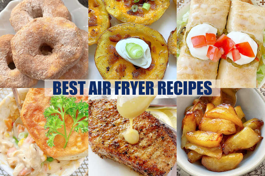 Best Air Fryer Recipes | Foodtastic Mom #airfryerrecipes #airfryerrecipeshealthy #airfryerrecipeseasy #airfryerrecipeseasydinner