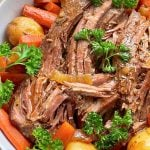 Slow Cooker Sirloin Tip Roast
