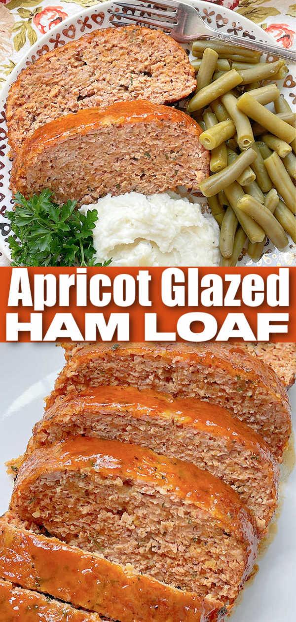 Ham Loaf | Foodtastic Mom #hamloaf #hamrecipes #meatloaf #groundporkrecipes via @foodtasticmom