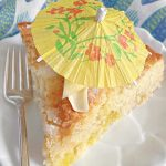 French Pineapple Cake