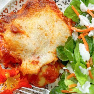 ingredients needed to make ravioli lasagna