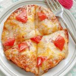 Air Fryer Mexican Pizza