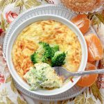 Air Fryer Quiche | Foodtastic Mom #airfryerrecipes #airfryerquiche #crustlessquiche #quicherecipes