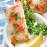 Air Fryer Feta Cheese Rolls