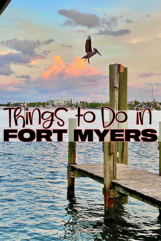 Things to Do in Fort Myers   Foodtastic Mom #fortmyers #travelpost #thingstodoinfortmyers #keywest #keywesttravel via @foodtasticmom