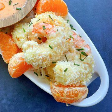 Air Fryer Bang Bang Shrimp | Foodtastic Mom #airfryerrecipes #shrimprecipes #bangbangshrimp #airfryerbangbangshrimp